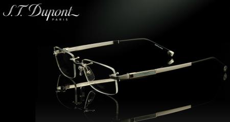 デュポンのメガネ