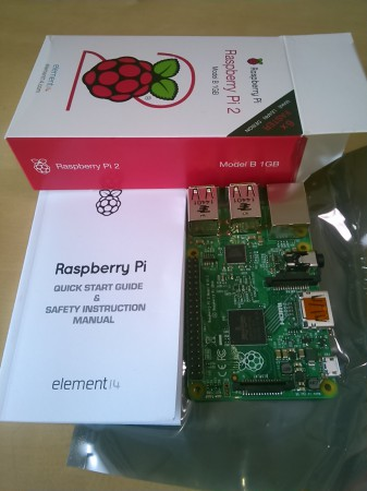 Raspberry Piの中身